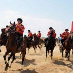 Сборная Кыргызстана по кок-бору стала победителем на Всемирных играх кочевников