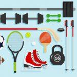 Спортивная техника и инвентарь