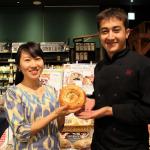 В Японии начнут продавать токоч и самсы. Готовит их парень из Оша