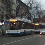 Из-за холодов троллейбусы в Бишкеке будут работать до 22:00