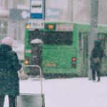 Штормовое предупреждение: По Кыргызстану с 30 ноября по 2 декабря ожидается снегопад и морозы