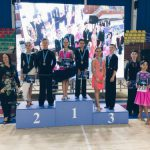 Кыргызстанцы завоевали 8 медалей на международном турнире по спортивным танцам в Казахстане