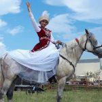 Истории прекрасных кыргызстанок-каскадерш, посвятивших жизнь экстремальному искусству