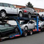 В Кыргызстан стали ввозить больше автомобилей