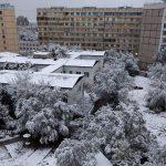 По Кыргызстану временами снег — прогноз погоды на 8 января