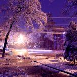 Днем ветер, ночью снег — погода в Бишкеке 20 января