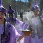Без осадков — погода в Бишкеке на Нооруз 21 марта