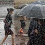 Штормовое предупреждение! Конец марта будет дождливым в Кыргызстане