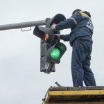 В Бишкеке в этом году появятся новые светофоры. Список перекрестков