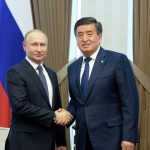 По итогам переговоров Жээнбекова и Путина подписан ряд документов. Полный список
