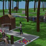 В Бишкеке появится новый парк — эскизы