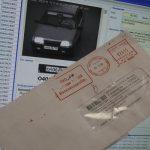 По домам разносят «письма счастья» в Бишкеке