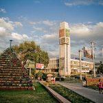 Сегодня в Бишкеке. Информационная карта