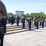 Отметить 75-летие победы в ВОВ как всенародный праздник — указ Жээнбекова