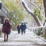 Снег и дождь — прогноз погоды по Кыргызстану до 28 марта