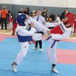В Бишкеке прошел турнир по всемирному таэквондо среди детей и взрослых
