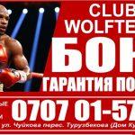 Спортивный клуб «WOLFTEAM»