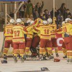 Сборная КР одержала вторую победу на отборочных играх ЧМ-2020 по хоккею