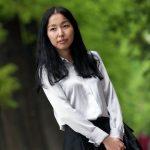 Бишкекчанка, раскритикованная за слоган для КР, рассказала, как потратит $ 5 тыс