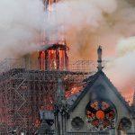 Потушен пожар в соборе Парижской Богоматери — что от него осталось