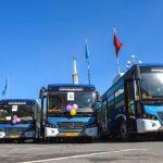 По каким маршрутам будут ездить новые автобусы в Бишкеке — схема