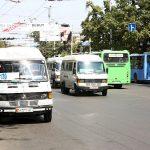 Как в Бишкеке водителей маршруток штрафовали — видео с рейда