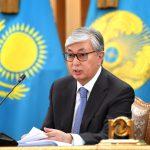 Токаев наградил Путина, Жээнбекова и Лукашенко орденом Назарбаева