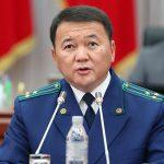 Генпрокурор заявил, что у него есть показания Батукаева против Атамбаева