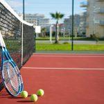 Все теннисные корты Бишкека