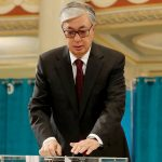 Оглашены предварительные итоги выборов президента Казахстана