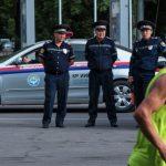 В Бишкеке ограничат движение машин из-за полумарафона 22 сентября