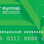 В Бишкеке тестируют безналичную оплату в автобусах и троллейбусах — эскизы карт