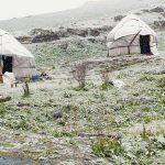 В горах снег — прогноз погоды по Кыргызстану на 29 октября
