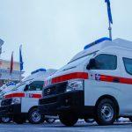Мэрия Бишкека закупила шесть машин «скорой» на 11 млн сомов