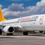 «Эйр Манас» снова отменил все рейсы Бишкек — Ош — Бишкек