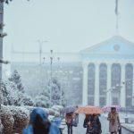 До 15 градусов мороза — прогноз погоды по Кыргызстану на 26 ноября