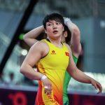 Кыргызстанки выиграли два золота на Кубке России по борьбе