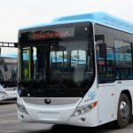 Мэрия Бишкека хотела сэкономить на покупке шин автобусов миллионы сомов