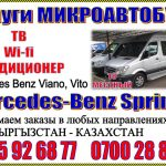 Микроавтобус (Mercedes Benz, Sprinter). Mercedes Benz Viano, Vito