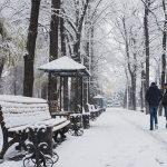 Снег и дождь — прогноз погоды по Кыргызстану на выходные