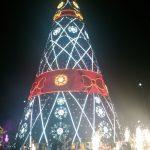 Рейтинг самых высоких новогодних елок в СНГ — на каком месте Кыргызстан