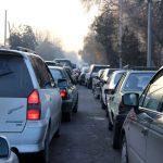 Штраф за подложный номер авто хотят поднять до 30 тыс сомов — их стало много
