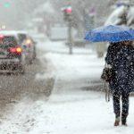 Интенсивный снегопад — прогноз погоды по Кыргызстану на выходные