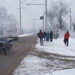 Местами интенсивные осадки — прогноз погоды по Кыргызстану на 13 января
