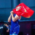 Тыныбекова выиграла золото на престижном турнире в Италии