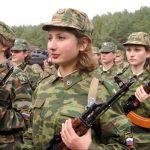 Орусияда 23 жашка чейин төрөй элек кыздар аскер милдетин өтөөгө чакырылат