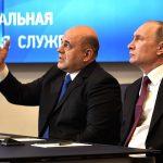 Путин назначил Мишустина премьером, а Медведев получил новый пост
