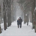 Штормовое предупреждение. Прогноз погоды на следующую неделю в Бишкеке