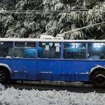 В троллейбусах Бишкека установят видеокамеры для безопасности пассажиров