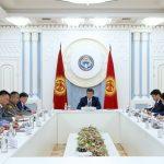 Совбез рекомендовал провести переговоры. У Китая попросят помощь для Кыргызстана